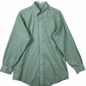 Brooks Brothers Mens 15.5/32 Classic Fit Shirt